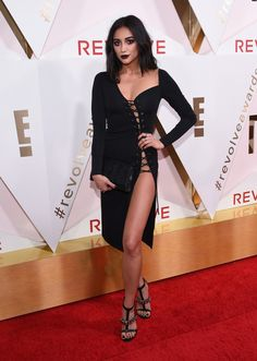 Shay Mitchell - 2017 #REVOLVEawards in Hollywood 11/2/17