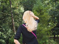 One blondie life: My first brand handbag / Michael Kors
