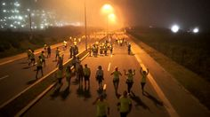 A terceira edição da corrida Marginal à Noite, em Matosinhos, já tem data marcada: 24 de setembro. A prova começa às 21h30 na…