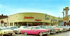 Vintage Dealership