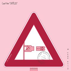 Precaución ¿Parkour #Maño?. No, #Cierzo.  / Caution #Parkour Maño?. No, Cierzo Wind … Sent from #Zaragoza. #Aragón. #Spain. #Illustration by #pammworld.