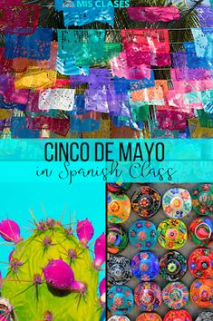 Cinco de Mayo in Spanish class shared by Mis Clases Locas