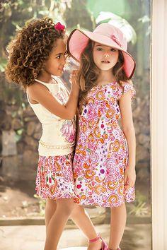 Foto da campanha de Lilica e Tigor, Alto Verão 2015