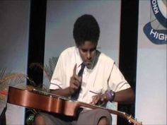 An incredible young guitarist from a state high school not far from us.  Amazing that children have this much talent to burn. His style is unique and probably largely self-taught. This clip is a reminder to us as music teachers that our job is to foster children in the journey that they are already on; and be careful not usurp their interests and ambitions with prescribed music pathways.