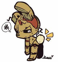 Jejejejeje que cute Fnaf 4, Anime Fnaf, Foxy And Mangle, William Afton, Freddy 's, Fnaf Drawings, Rpg Horror Games, Fan Art, Cute Chibi
