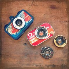 Sardine - Best Built Plastic Camera From LOMO Ever