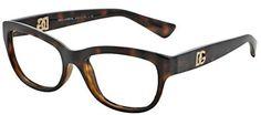 Dolce & Gabbana DG5011 Eyeglasses-502 Havana-54mm