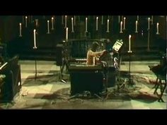 Tangerine Dream at Coventry Cathedral in the 70's. This Richochet part 1.