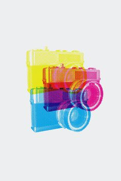 3 color screen