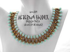 AETERNA BIJOUX by Patrizia Failla jewelry designer: PF 47 - AMIRIA (PDF: 11 pagine / pages)  Italiano ...