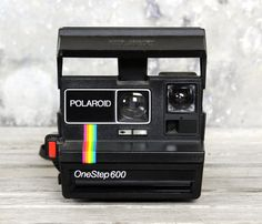 Polaroid One Step 600 Camera