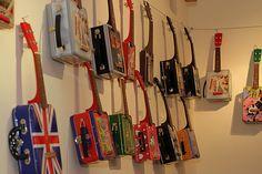 Ukulele Ray's Art Gallery Opening   Flickr - Photo Sharing!