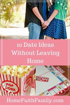 Are you searching for dating ideas without breaking the bank? These 10 date ideas without Leaving home will have your wallet thanking you. #1 is for couples who love competition and #5 is simply romantic. Click to read and find your favorite idea.