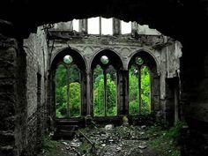 Los 40 lugares abandonados, mas bellos del planeta | Noti.in - Lo más interesante de la Red