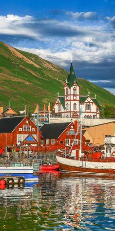 Husavik, Iceland