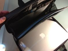 iPad & Macbook attache case. Sexy.