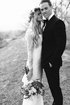 Wedding Pictures Part 1 - Barefoot Blonde by Amber Fillerup Clark