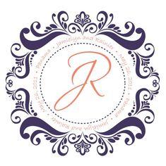 20 Melhores Ideias De Monograma Monograma Logotipos Do Casamento Monograma Casamento