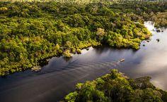 Rio Negro, Manaus, Amazonas