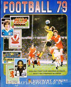 www.figurinemania.it Football Stickers, Football Kits, Childhood Toys, Childhood Memories, Old Football Boots, Nottingham Forest, Vintage Football, Dundee, Liverpool