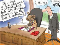 Political Cartoons by Gary McCoy - usa §