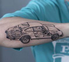 Porsche by OOZY