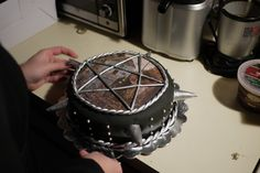 black sabbath cake - Google Search