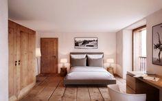 Schlafen / Wohnung 1.OG (von von Mann Architektur GmbH)
