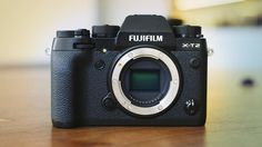 Fujifilm's brand new X-T2 camera features a 24-megapixel sensor, 4K video recording, and fast autofocus. It's coming in September starting at $1,599.95. Here...