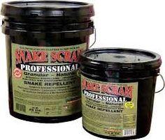 Snake Scram Professional Repellent