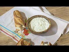 Tzatziki (molho grego de pepino e iogurte)