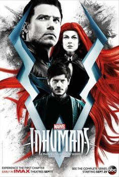 ABC Television Network hopes this summer's slate of big superhero movies translates into big ratings for its latest offering from the Marvel catalog, Marvel's Inhumans Do you think the show delivers the goods? Take a look and see!    #ABC #ABCTelevisionNetwork #MarvelsInhumans #Inhumans