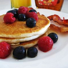 """Delicious Gluten-Free Pancakes 