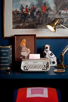 Home of Zoe Johns & Max Catalano on Design*Sponge. Photo by Liz Daly.