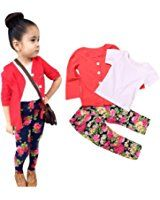 02e1a3c13523 25 Best toddler girls clothes from amazon images