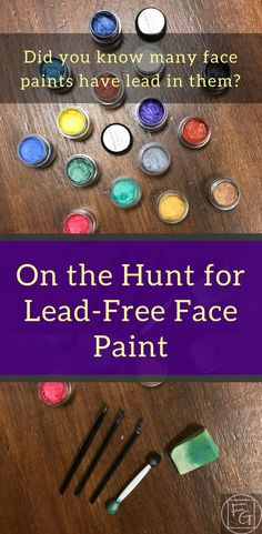 Did you know many face paints have lead in them? On the Hunt for Lead-free Face Paints. Many Faces, Medicinal Plants, Our Body, Did You Know, Lead Free, Health Tips, Encouragement, Makeup, Funny