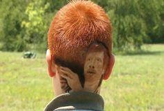 Matt Bonner inspired hair