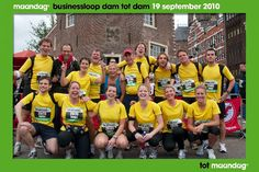 Zanders Dam tot Dam 2010