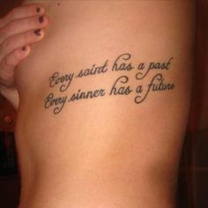 I absolutely love this saying want to get it in Italian