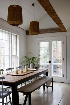 home inspiration hudson valley house by jersey ice cream co u2013 fawn country long narrow dining tablenarrow