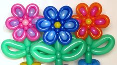 Цветок из двух шаров ШДМ / Flower of two balloons 160