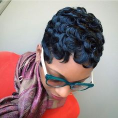 50 Cute Natural Hairstyles for Afro textured Hair Hair Short Black Hairstyles, Pixie Hairstyles, Retro Hairstyles, Hairstyles Haircuts, Curly Haircuts, Latest Hairstyles, Short Sassy Hair, Short Hair Cuts, Pixie Cuts