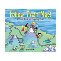 This is a lesson plan with activities for students in Kindergarten to learn about maps.