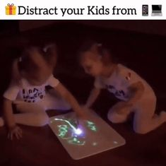 Light Drawing - Fun And Developing Toy ( Buy 2 Get Extra Off ) – ColorfulLine Wall Drawing, Drawing Board, Magic Drawing, Board For Kids, Afraid Of The Dark, Amazing Drawings, Drawing Skills, Early Education, Lessons For Kids