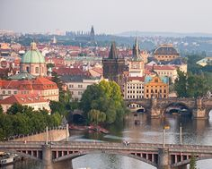 A Chef's Guide to Eating and Drinking in Prague | Food & Wine