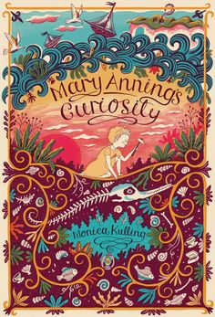 Im so happy to reveal this book cover i designed for Groundwood books! This wonderful book written by Monica Kulling and out next month is set in the early 1800′s and about the early childhood of the first female Paleontologist and fossil hunter Mary...