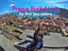prague bucket list