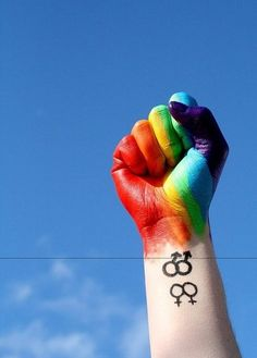 gay, gay rights, noh8, pride, rainbow, rights