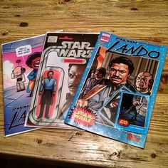 Well Hello What Have We Here? New Marvel Star Wars Lando Comic Is A Great Read.  #StarWars #SDCC #Topps #ToppsTakesSDCC #tradingcards #skottieyoung #johntylerchristopher #lando #marvel #empirestrikesback #Comics #FLYGUY