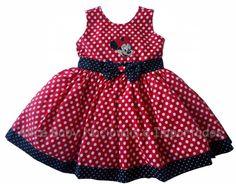 Vestidos de Minnie Mouse - Imagui